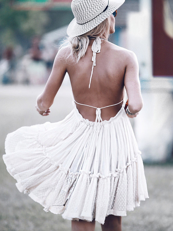 Gotta Love White Dresses Style It Up