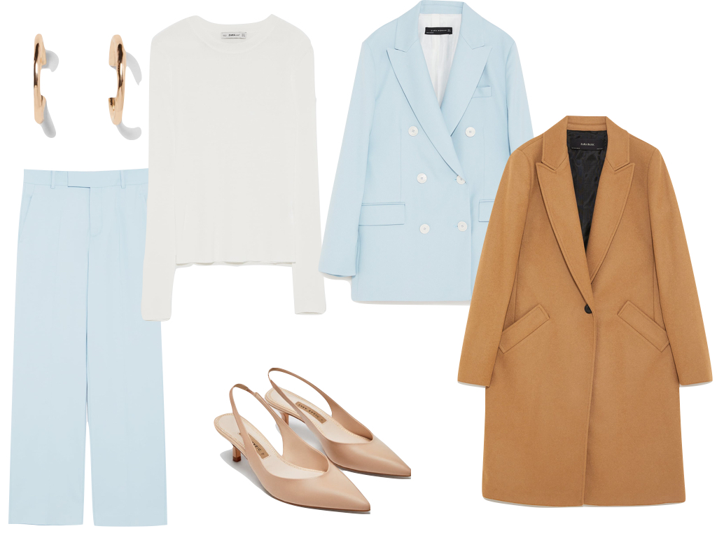 spring wardrobe workwear essentials - Style It Up